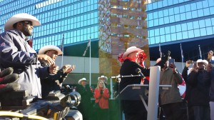 Calgary Stampeders Grey Cup Rally – 2014
