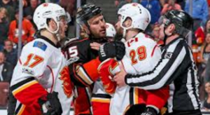 Flames vs Anaheim PO 17 G1 Image 11